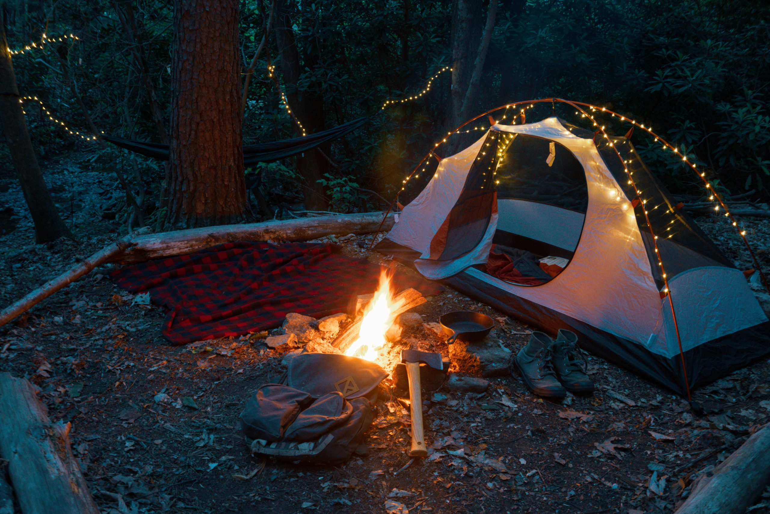 Asheville Camping
