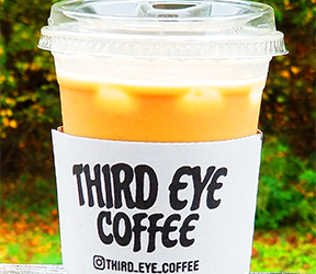 SAHAE Welcomes Third Eyes Coffee from Statesville NC