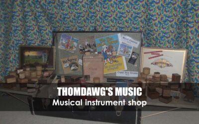 Thomdawg's Music